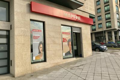 Oficina de Mapfre en Barrocás -Ourense